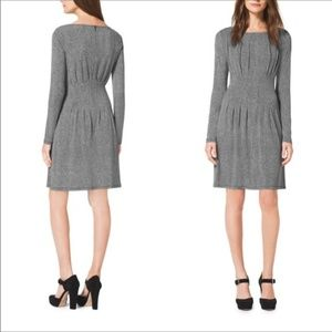MICHAEL Michael Kors Herringbone Jersey Dress M